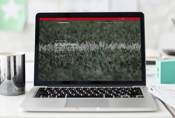 SC Egloffstein Webseite 2018
