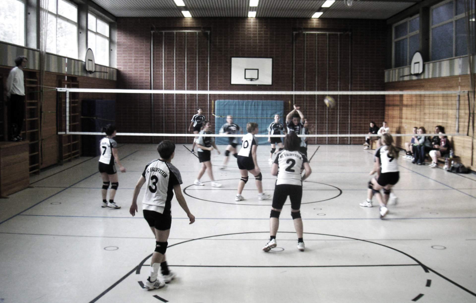 Volleyball beim SCE
