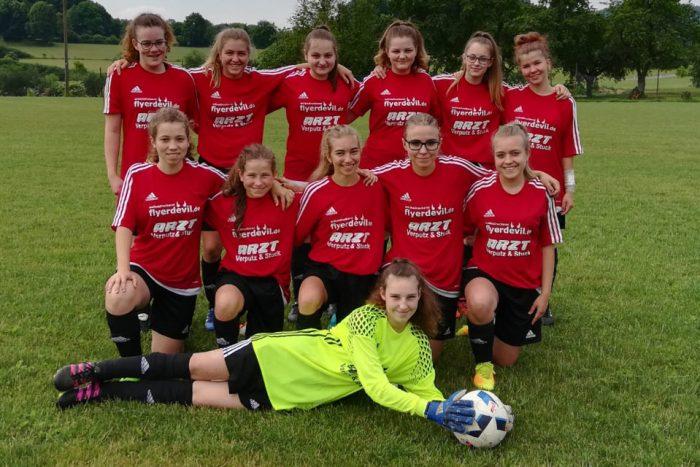 SC Egloffstein Fußball B-Juniorinnen