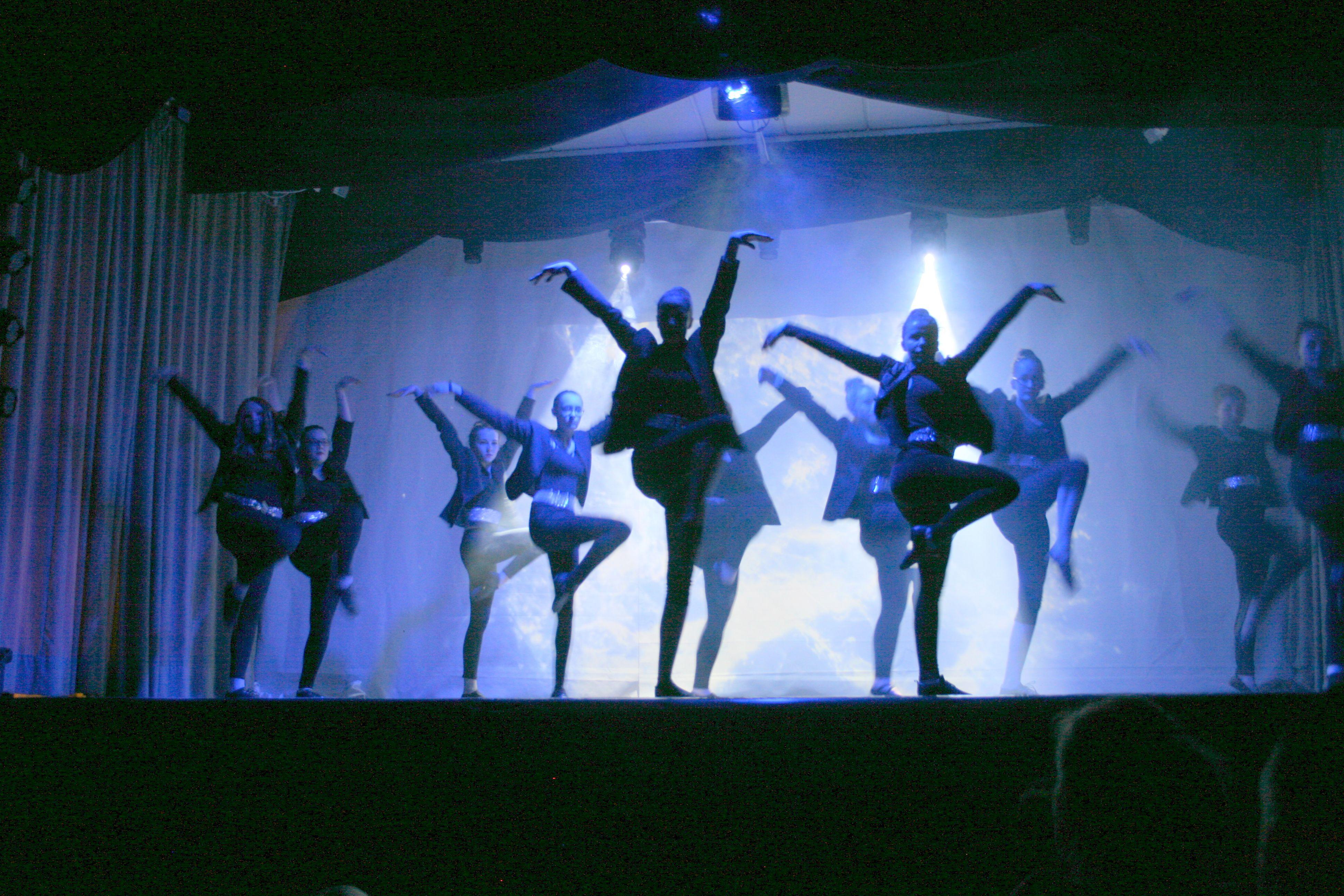 Tanzveranstaltungen der Rhythm Dancers