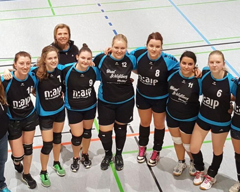 SC Egloffstein Volleyball 2. Frauen