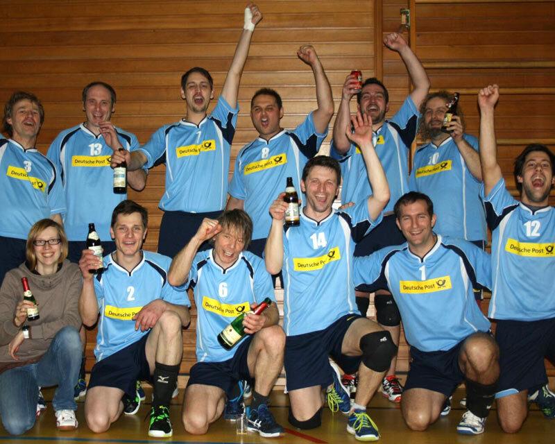 SC Egloffstein Volleyball 1. Herren
